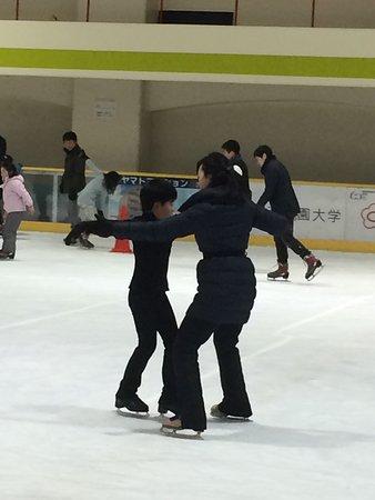 フィギュアスケートの聖地