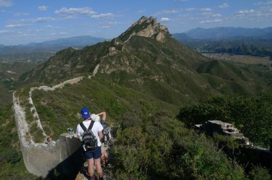 Private Overnight Tour: Hiking to Jiankou Great Wall with Dumpling...