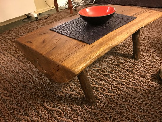 Nannup, Australia: Gorgeous coffee table