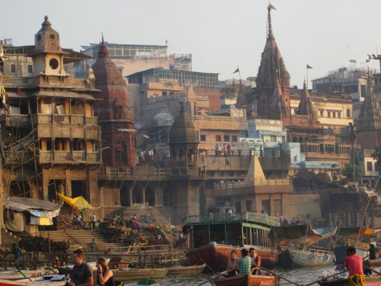Banaras Ghats Photo