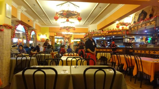 Little Italy: Inside view