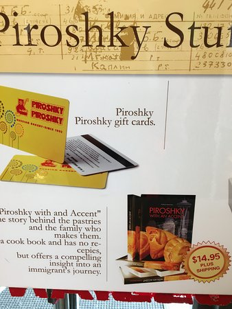 Cook Book available
