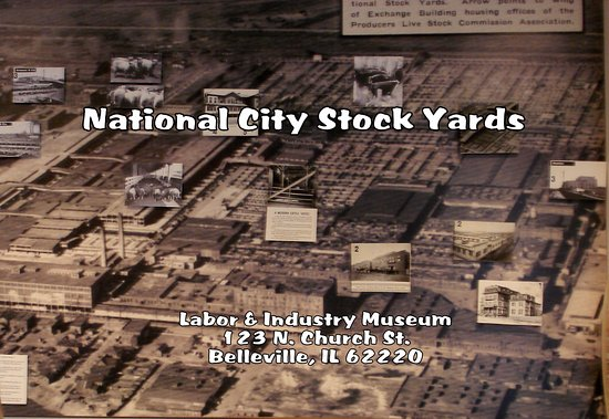 National stock yards girls