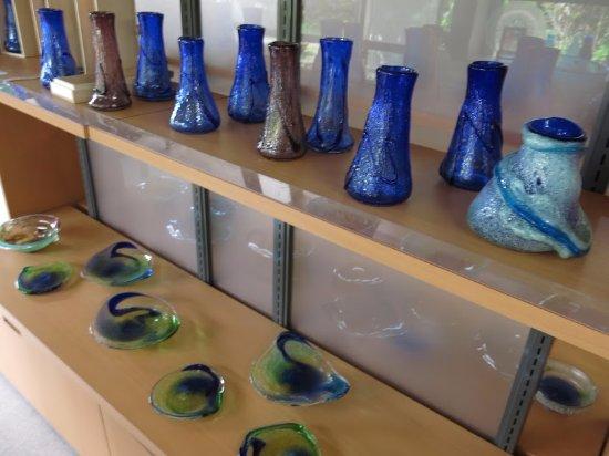 Chubuki Glass Kobo Niji