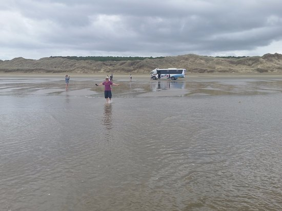 Kaitaia, New Zealand: 90 MILE BEACH
