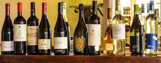 Morahalom, Hungary: Fine Wine Selection