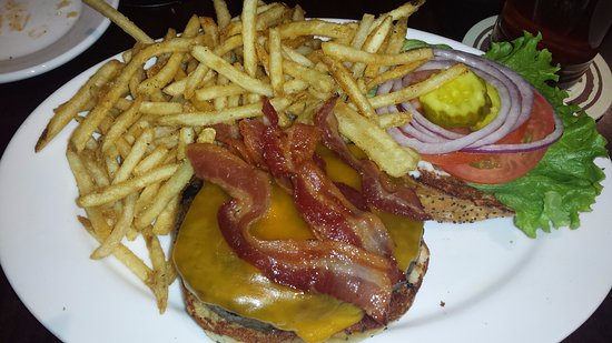Gretna, لويزيانا: burger