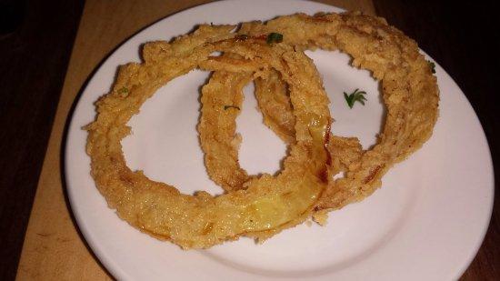 Gretna, لويزيانا: onion rings