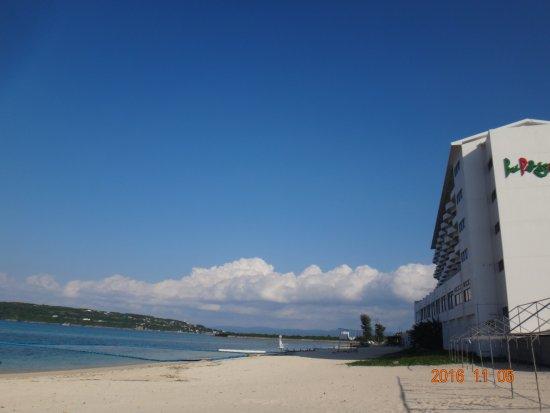 Nakijin-son, Ιαπωνία: ウッパマビーチ