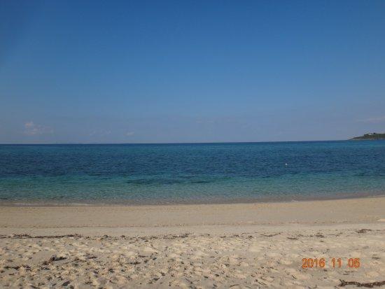Nakijin-son, Ιαπωνία: 大浜海岸