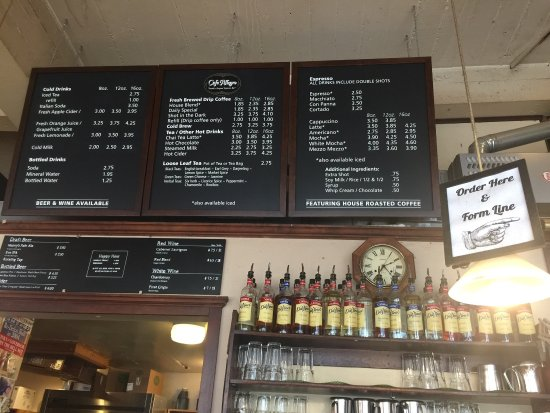 Cafe Allegro Seattle Menu Prices Amp Restaurant Reviews