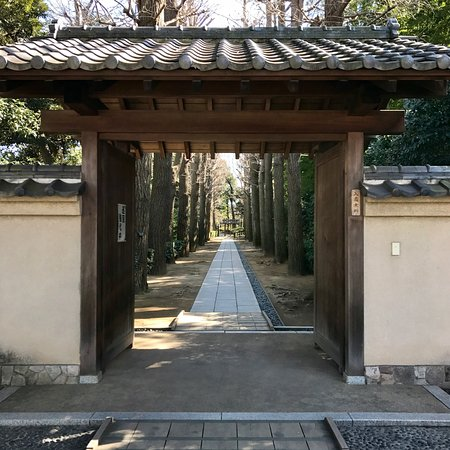 Suginami, Japan: 大田黒公園