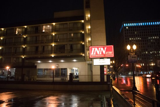 A Portland Night at Inn at the Convention Center
