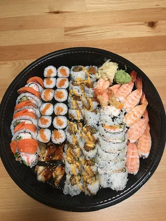 Ladysmith, Canada: Sushi Wara