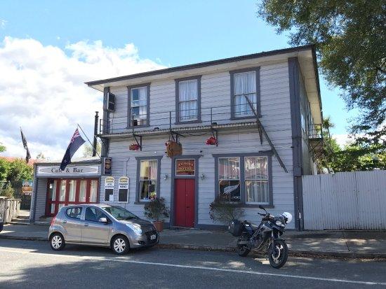 Reefton, Yeni Zelanda: photo0.jpg
