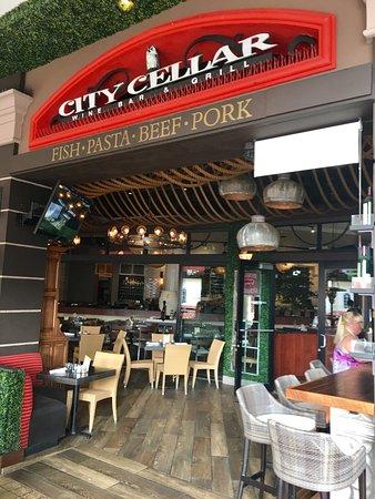 City Cellar Wine Bar & Grill