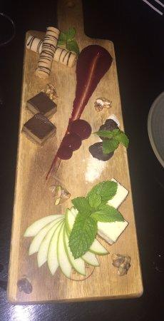 Latin Loafer: Dessert board