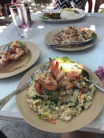 Natural getaway - with good Thai food