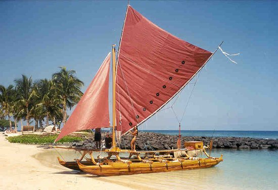 Authentic Hawaiian Sails