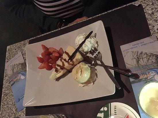 Ouddorp, Países Bajos: Cheesecake