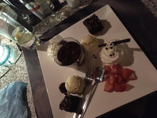 Ouddorp, Países Bajos: Chocolate suprise
