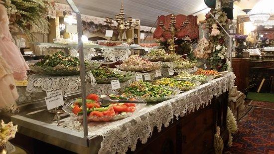 salads bar