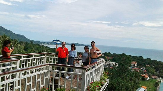 Maret, Thailand: Lamai Viewpoint Paltform