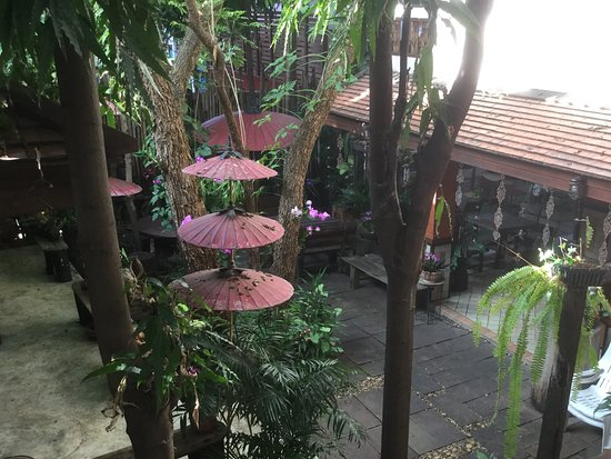 Pha-Thai House: View from 2nd floor terrace