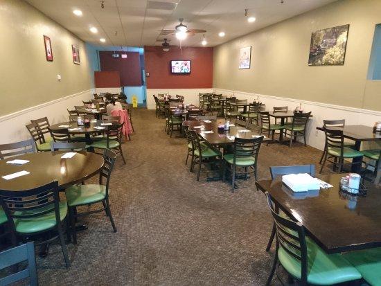 Mei Meichinese Restaurant Nice And Modern Interior