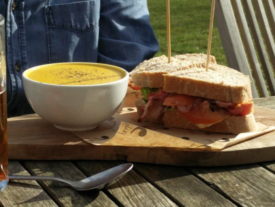 ‪‪Chalfont St. Giles‬, UK: Soup & Sandwich‬