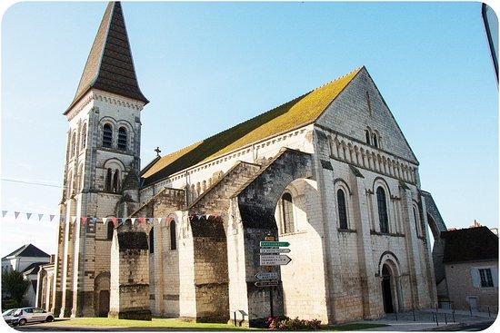 Abbatiale Saint Pierre