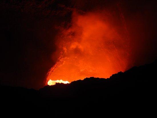 Masaya, Nicaragua: Lava!