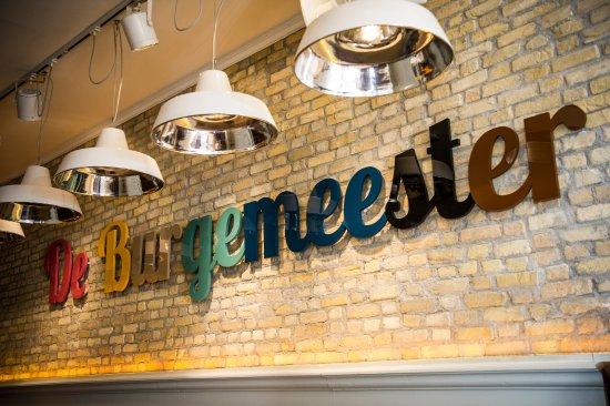 Alphen aan den Rijn, Niederlande: Restaurant