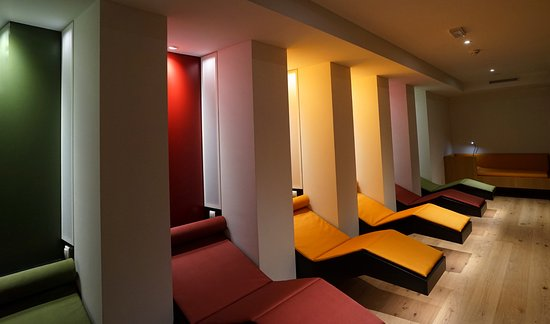 San Sigismondo, Ιταλία: Sala relax nella sauna