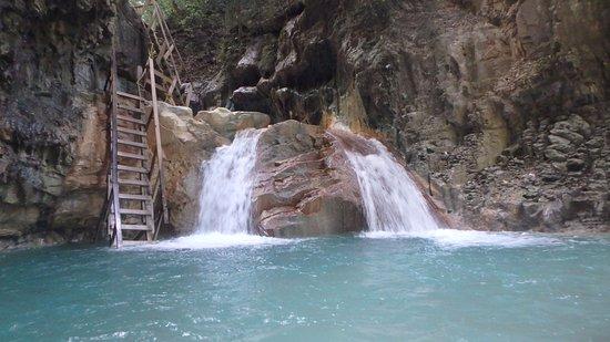 Cabarete, Dominican Republic: 12 waterfalls