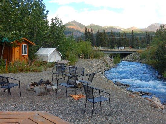 Denali Mountain Morning Hostel and Cabins Foto