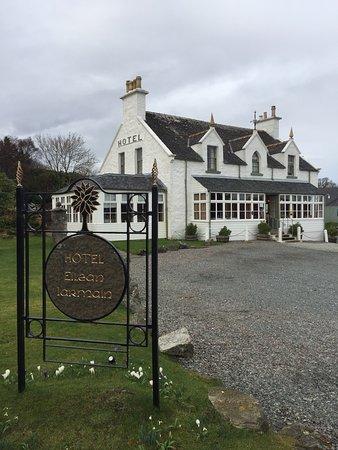 Sleat, UK: Hotel Eilean Iarmain