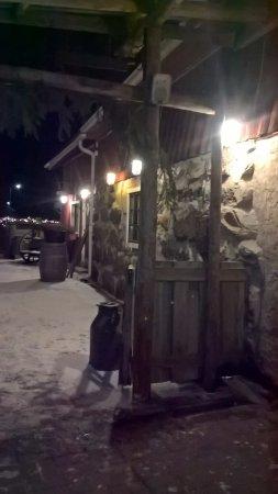 Haukipudas, Finland: terassilta