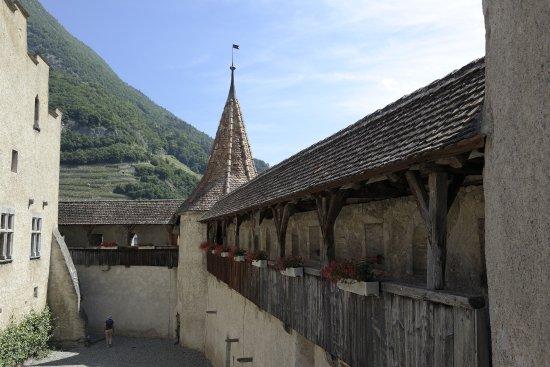 Aigle, Switzerland: Part of the castle