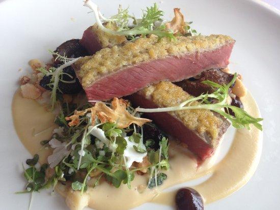 Oneroa, Nueva Zelanda: Mudbrick Vineyard & Restaurant