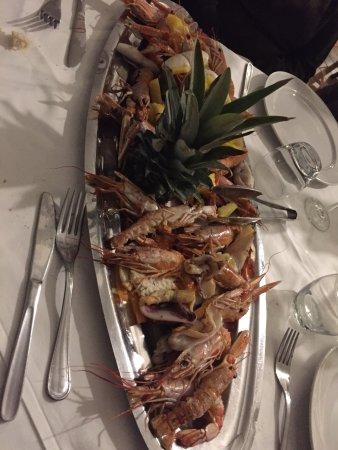 Una cena davvero piacevole