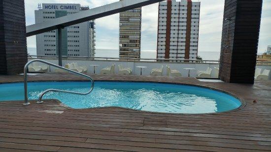 Hotel Agir: Roof pool