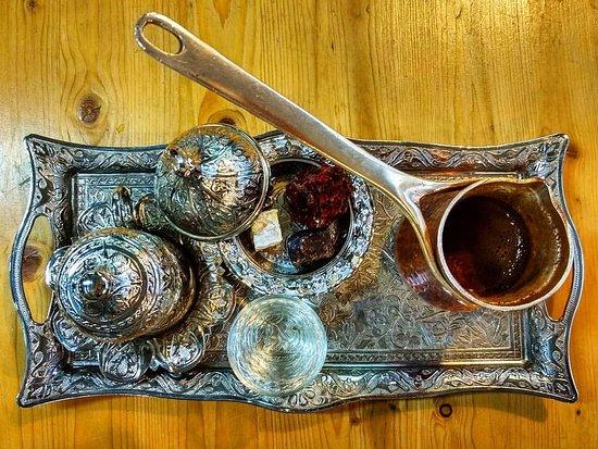 Cezve Coffee Коньково: Какая подача!