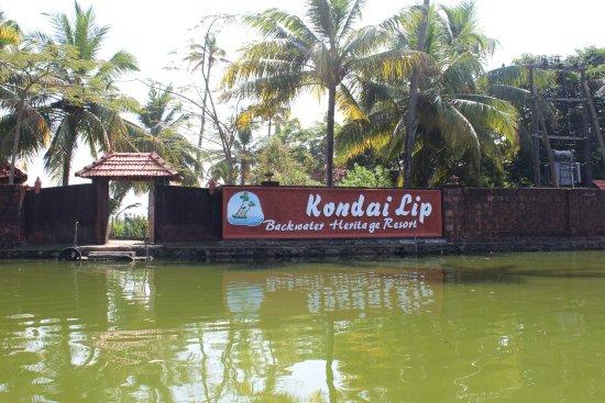 Kondai Lip Backwater Heritage Resort Foto