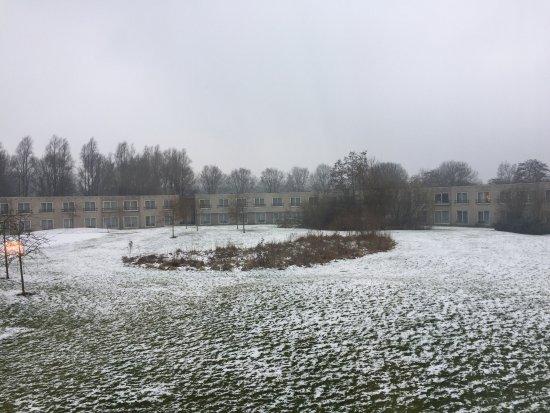 Purmerend, Holland: Vista do quarto