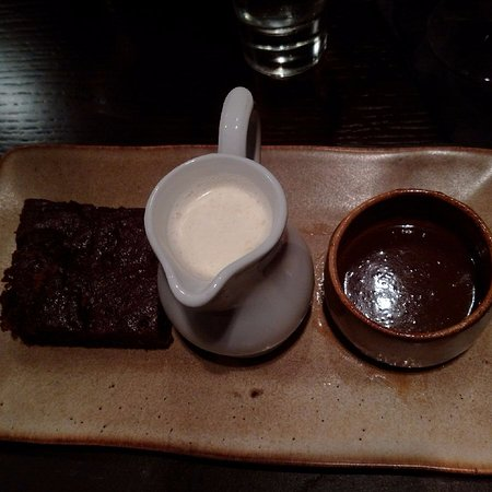 Littleborough, UK: Sticky Toffee Cheesecake