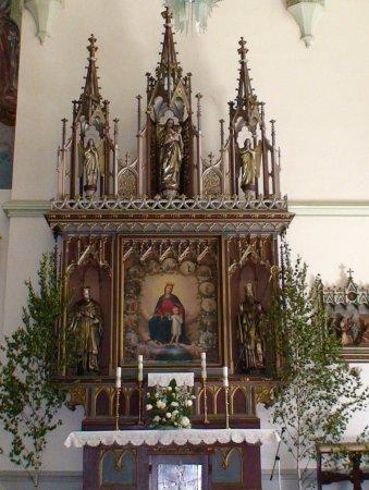 Farni Kostel Narozeni Panny Marie