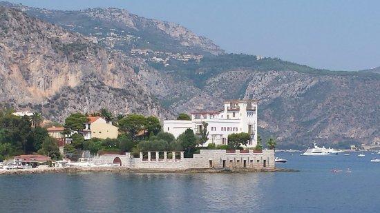 Villa Grecque Kérylos : la Villa KERYLOS