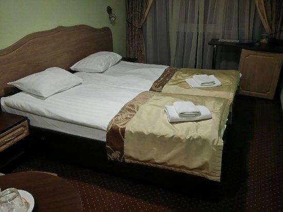 "Kaissa Hotel: Номер ""Комфорт"" в отеле ""Каисса"""