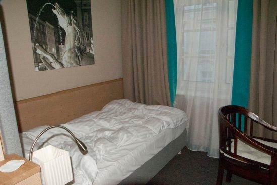 Bed, (Hotel Markus Sittikus)